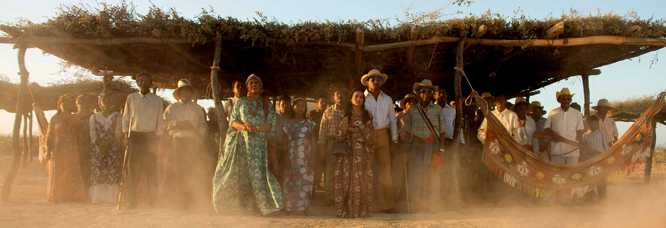 Birds of Passage - A visually stunning, narcotised gangster epic