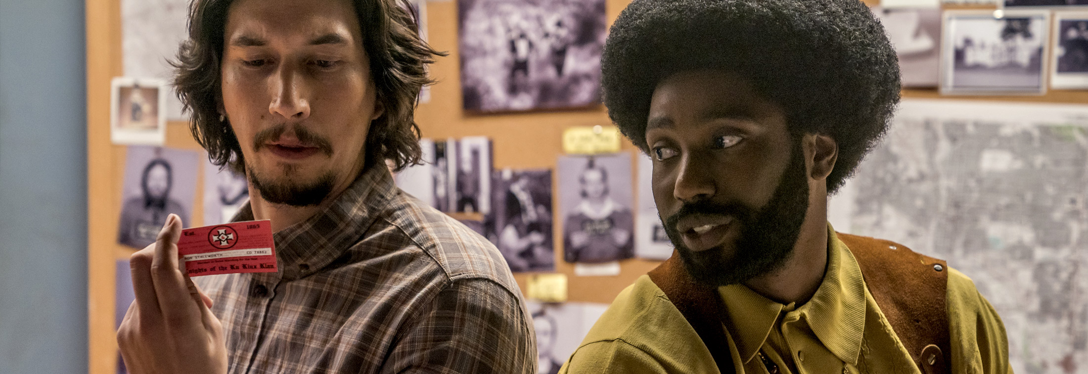 BlacKkKlansman - Spike Lee plays his Trump card