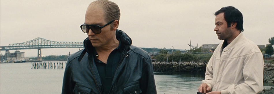 Black Mass - A fascinating yet unsatisfying crime epic