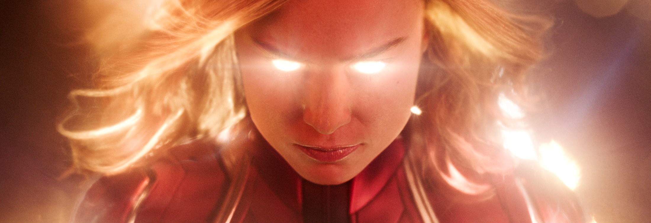 Captain Marvel - Brie Larson shines in a film that's exactly what you expect