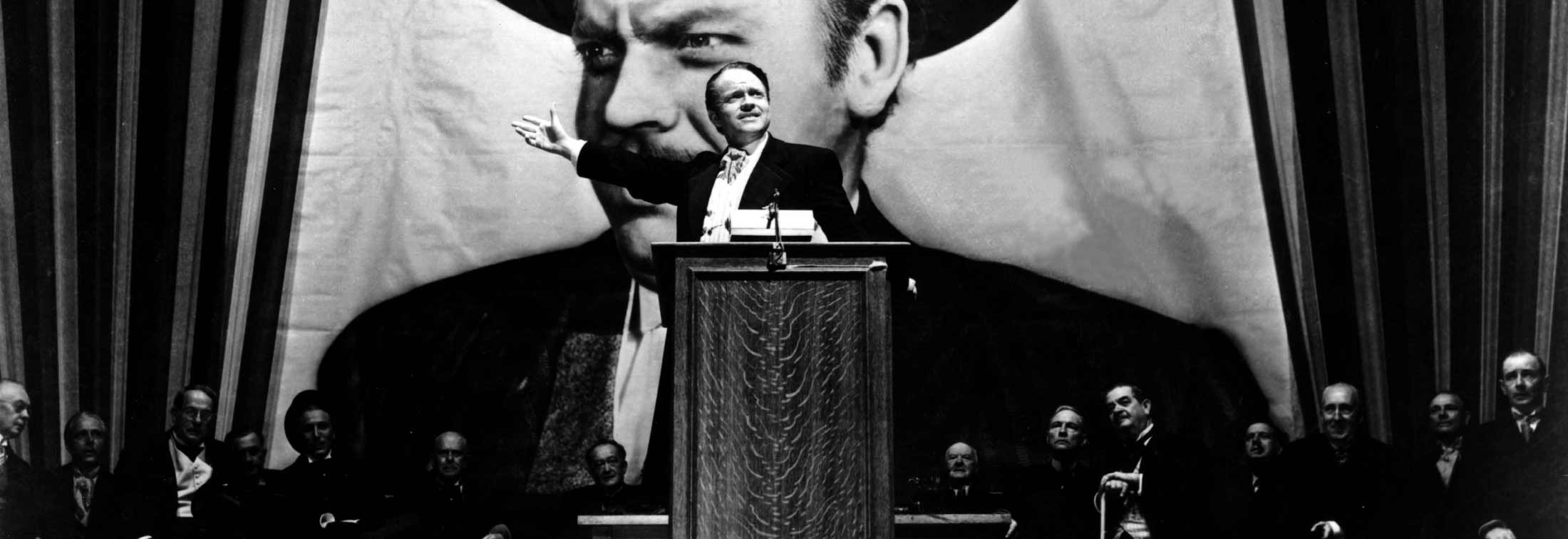 Citizen Kane - Celebrating the 80th anniversary of the great American masterpiece