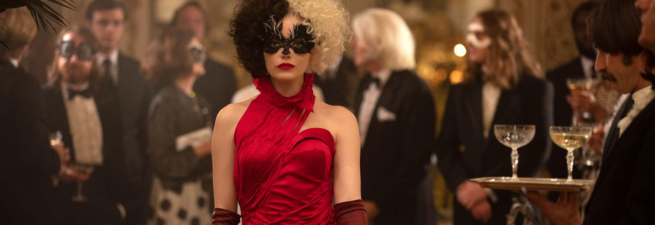 Cruella - Fashion caper that sees a return to Disney's villains