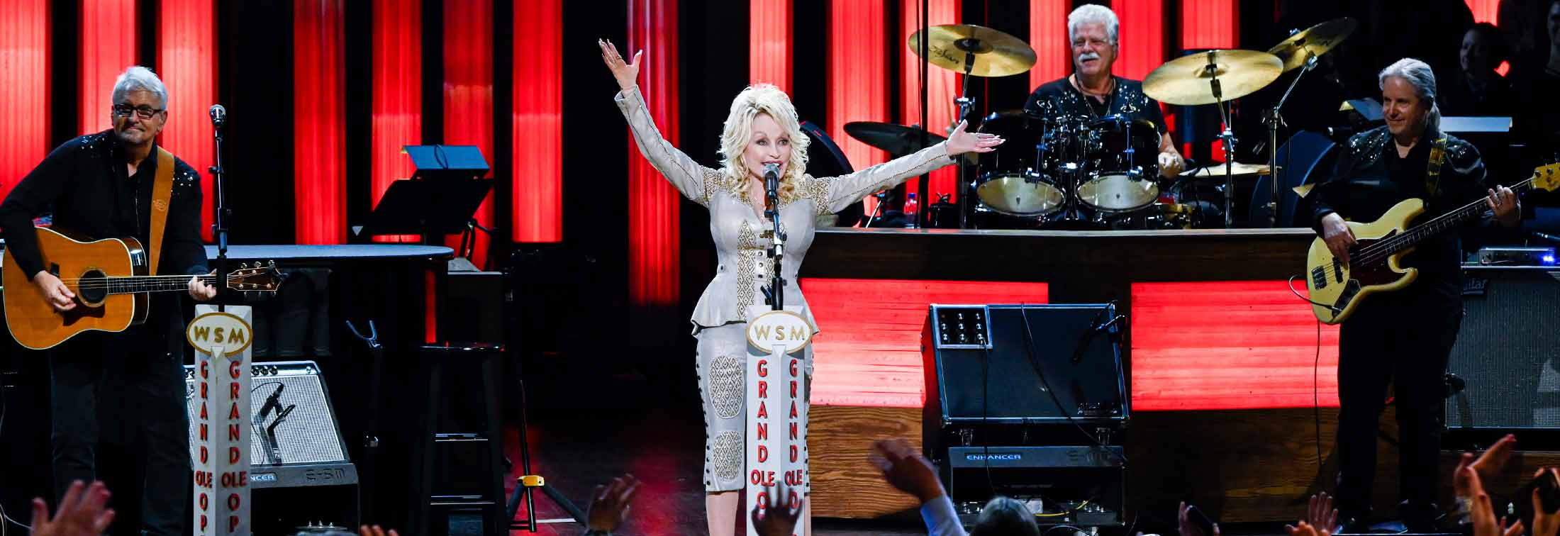Dolly Parton: 50 Years at the Opry - Celebrating the Queen of country music