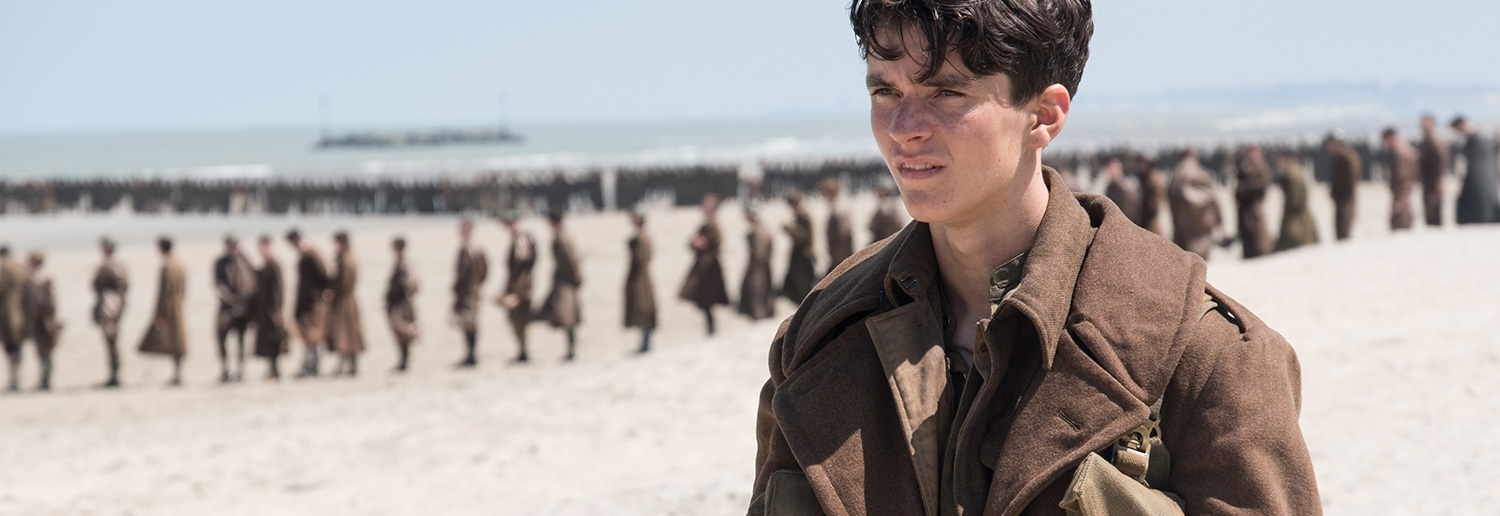 Dunkirk - Grand theatre of war