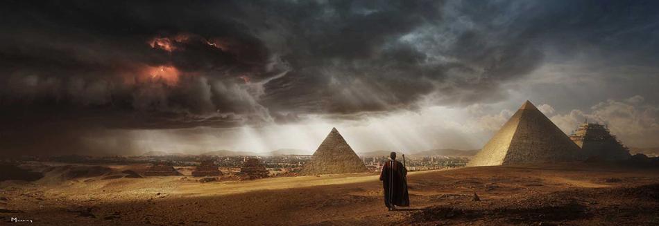 Charles de Lauzirika - Filming Ridley's 'Exodus'