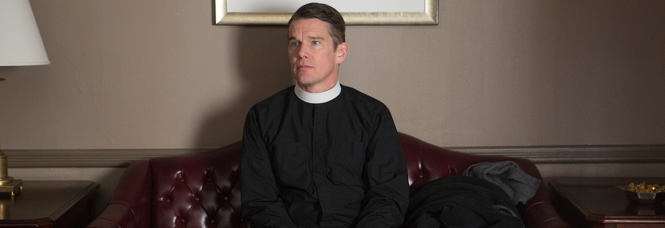 First Reformed - A meticulous drama simultaneously stunning and ominous