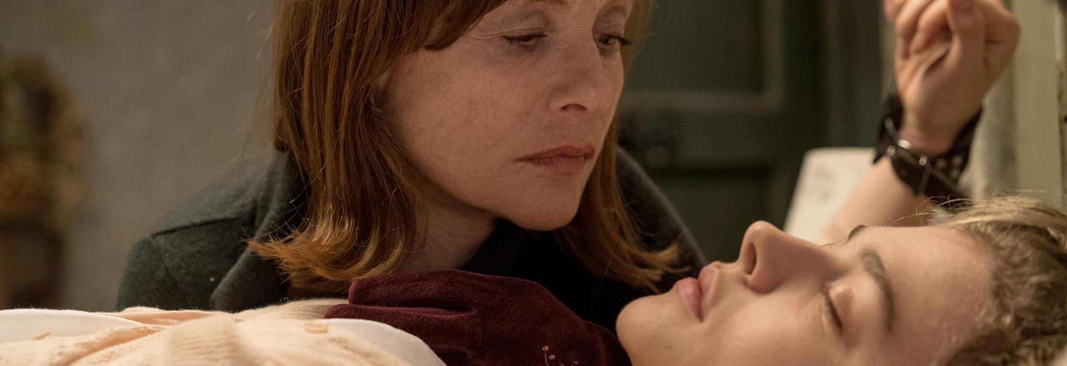 Greta - Isabelle Huppert: horror icon?!