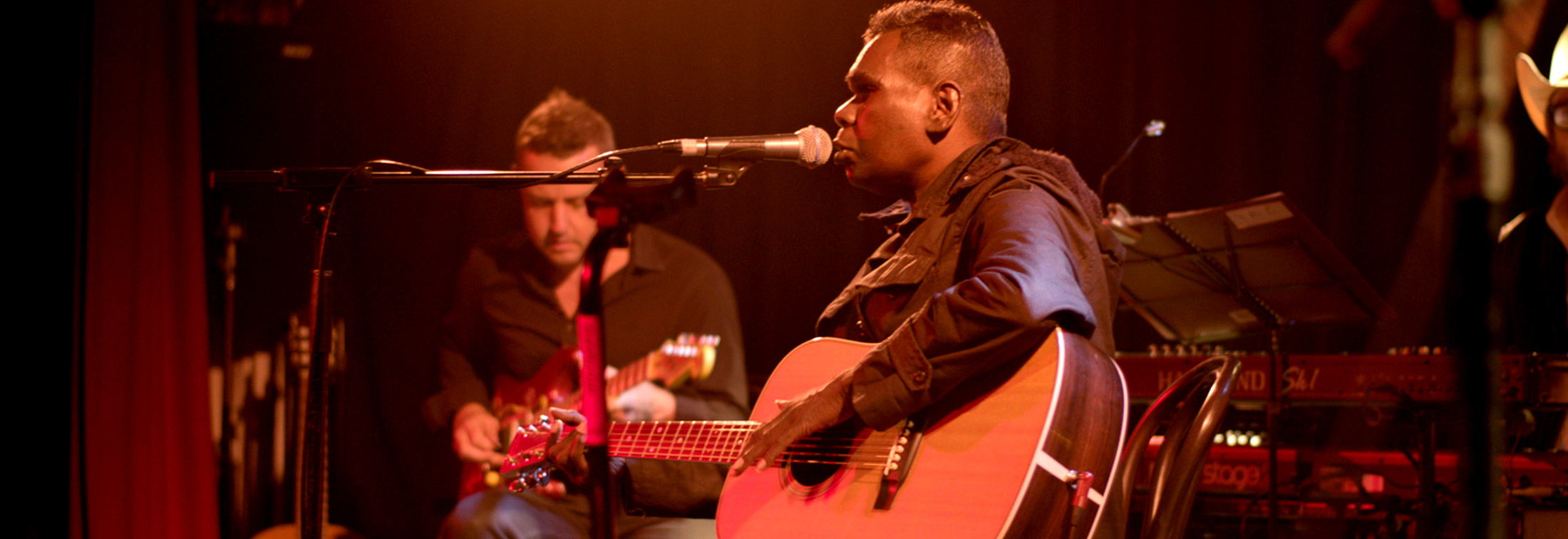 Gurrumul - A celebration of music, culture and friendship