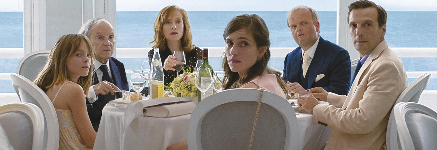 Happy End - Michael Haneke's puzzling social allegory