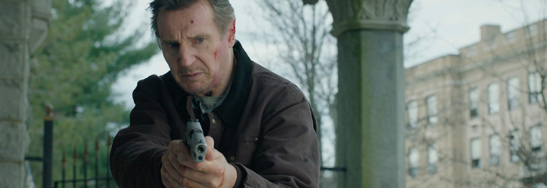 Honest Thief - Liam Neeson's double-crossing crime drama