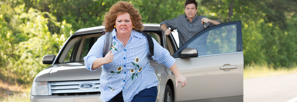 Identity Thief - It's been done before, only better