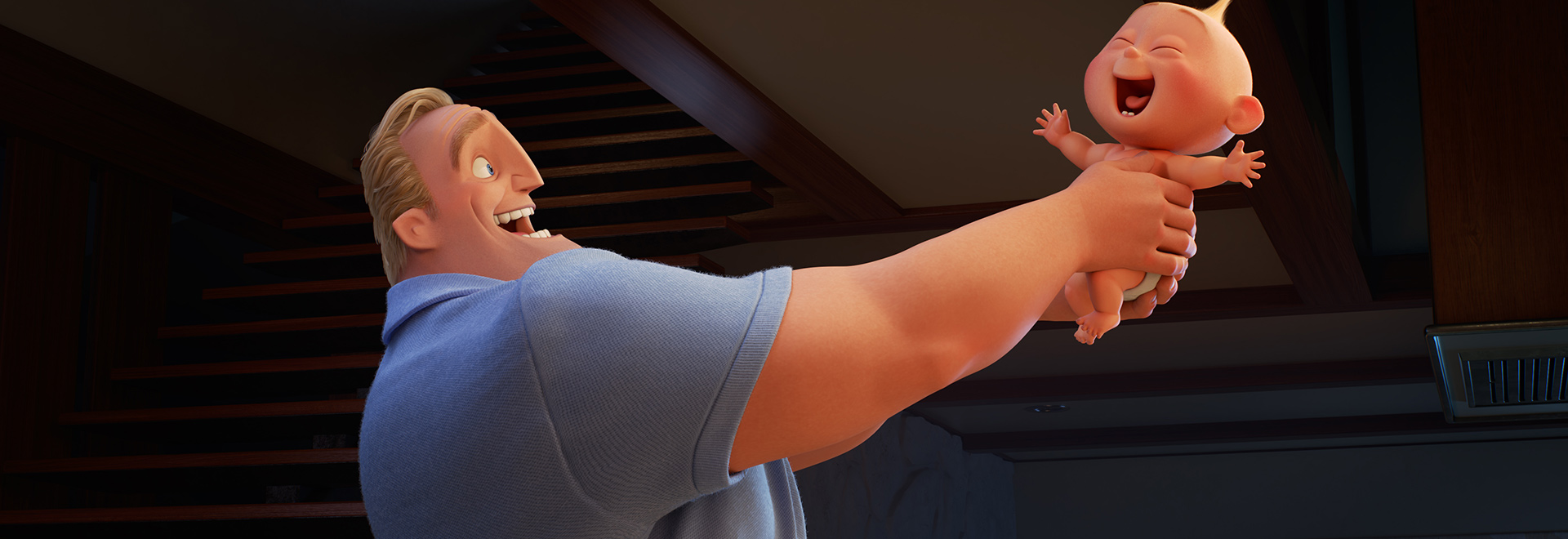 SWITCH: 'Incredibles 2' Teaser Trailer