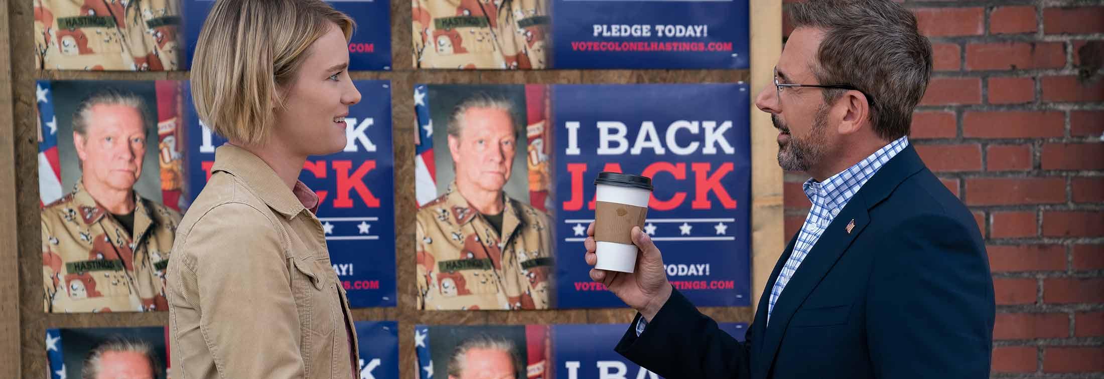 Irresistible - A behind-the-scenes look into the broken U.S. electoral system