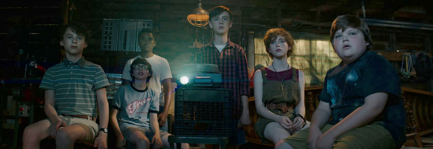It - A stellar first chapter in adaptation of a horror classic