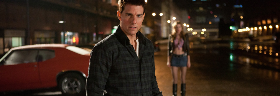 Jack Reacher - All-out action blast
