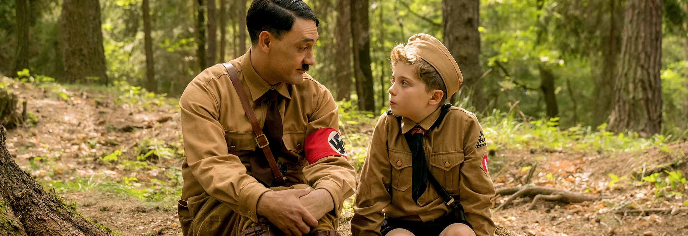 Jojo Rabbit - Taika Waititi strikes comedy gold again... with Adolf Hitler