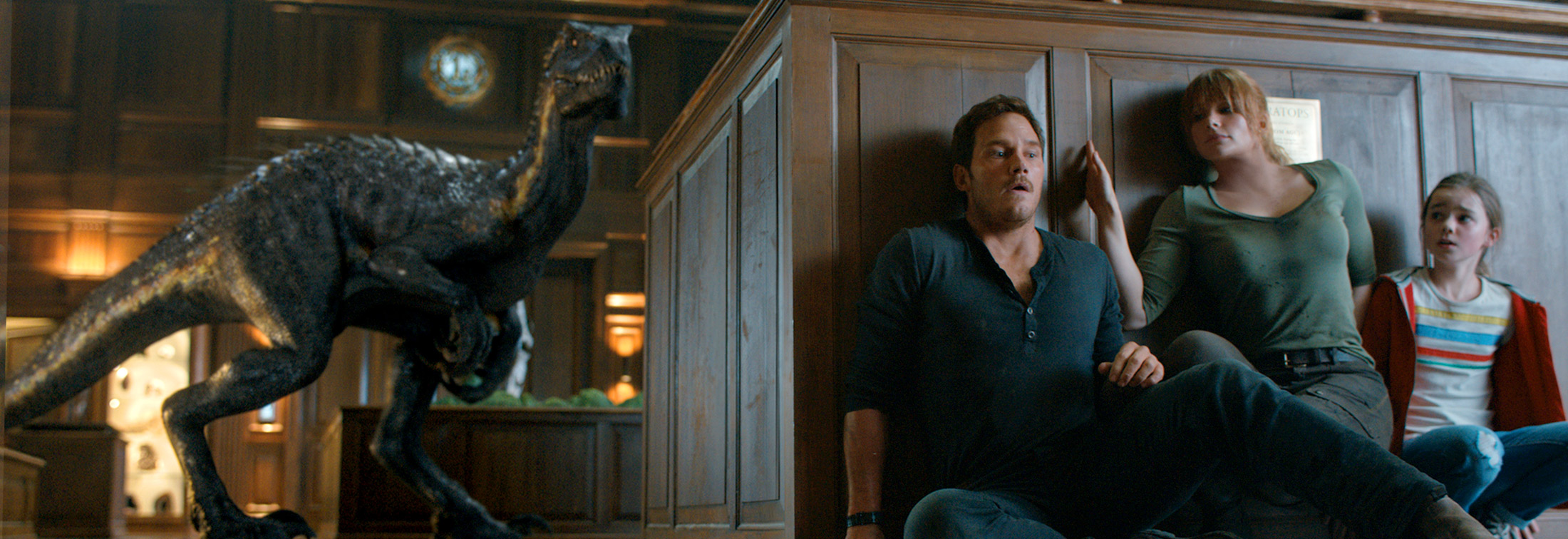 review, Jurassic World: Fallen Kingdom, Jurassic, World:, Fallen, Kingdom, film, movie, latest movies, new movie, movie ratings, current movie reviews, latest films, recent movies, current movies, movie critics, new movie reviews, latest movie reviews, latest movies out, the latest movies, review film, latest cinema releases, Australian reviews, cinema, cinema reviews, Chris Pratt, Bryce Dallas Howard, Rafe Spall, Toby Jones, Justice Smith, Daniella Pineda, Ted Levine, Jeff Goldblum, James Cromwell, Bd Wong, Colin Trevorrow, Juan Antonio Bayona