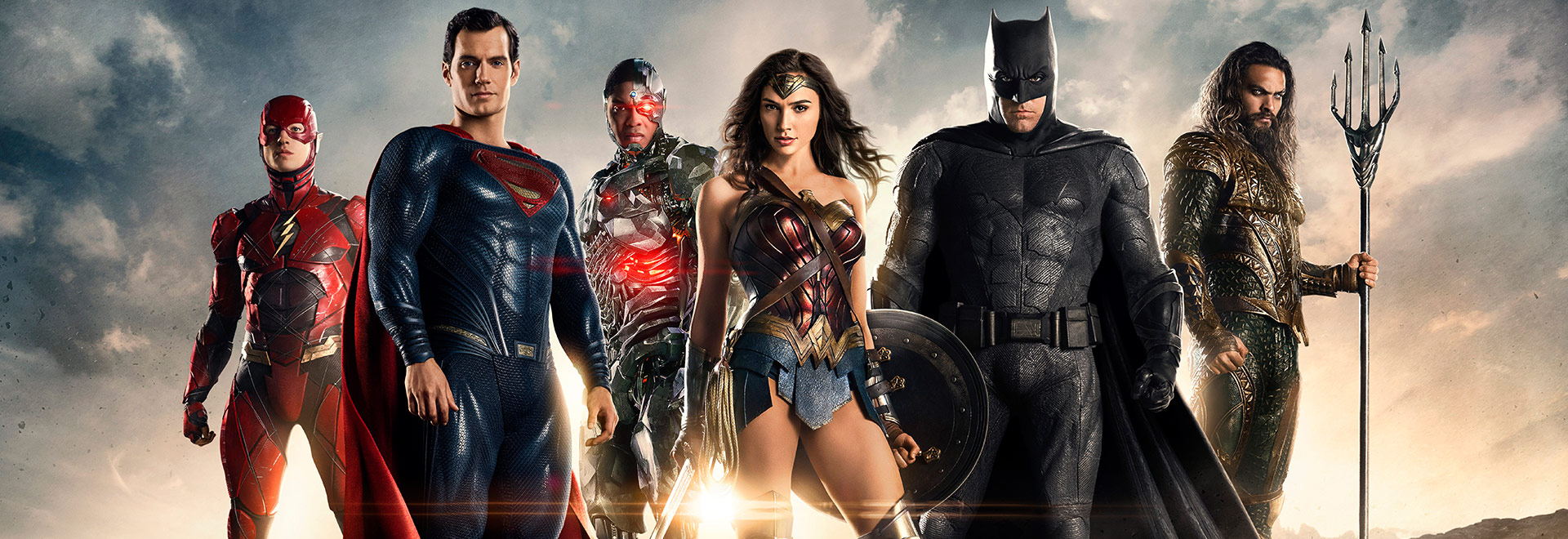 'Justice League' Comic-Con Trailer