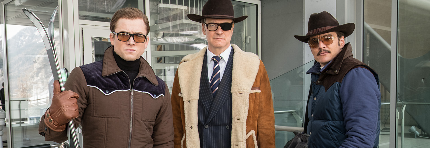 Kingsman: The Golden Circle - The shocking sequel misfire arrives on Blu-ray