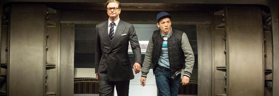 Kingsman: The Secret Service - An unashamedly bonkers spy saga