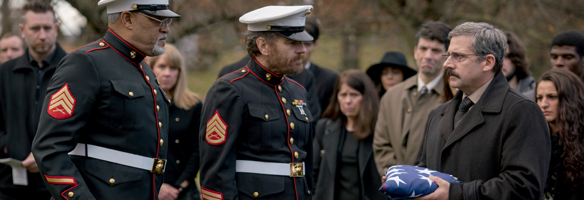 Last Flag Flying - An emotionally-charged American anti-war film