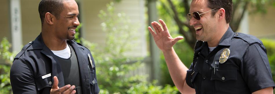 Let's Be Cops - By no means arresting