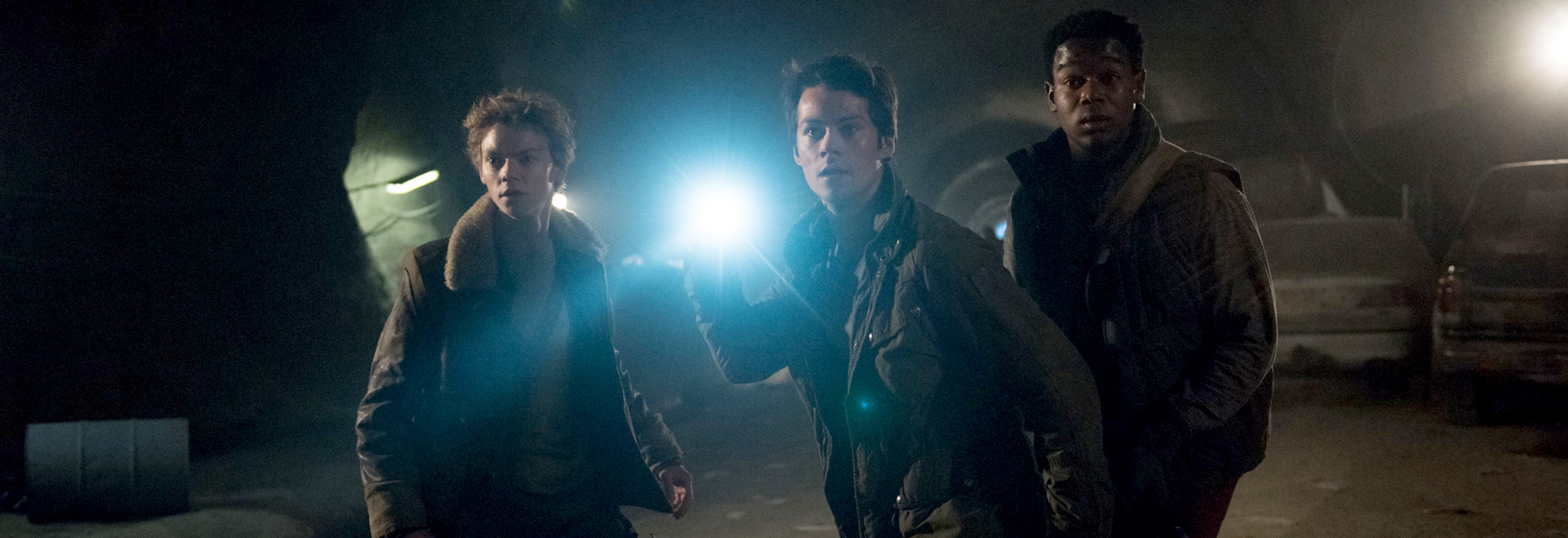 Maze Runner: The Death Cure - A solid ending to an entertaining franchise