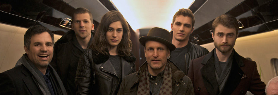 Now You See Me 2 - Abracadab-blah