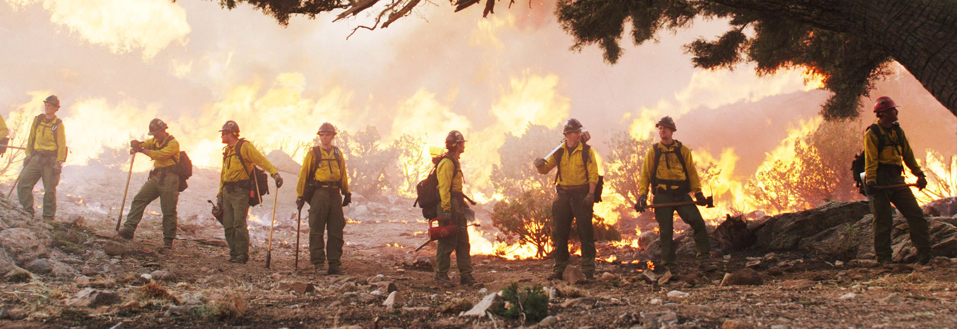 Only The Brave - True story of tragedy handled with respect and authenticity
