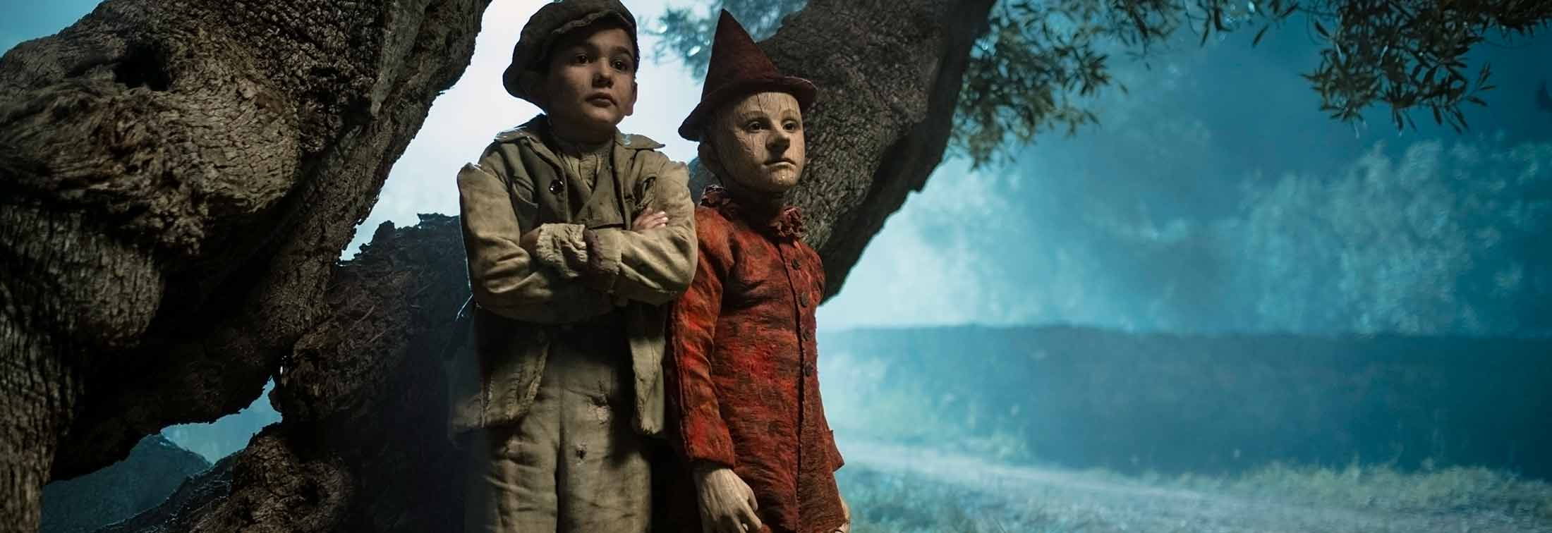 Pinocchio - A darkly fantastic adaptation of a classic tale