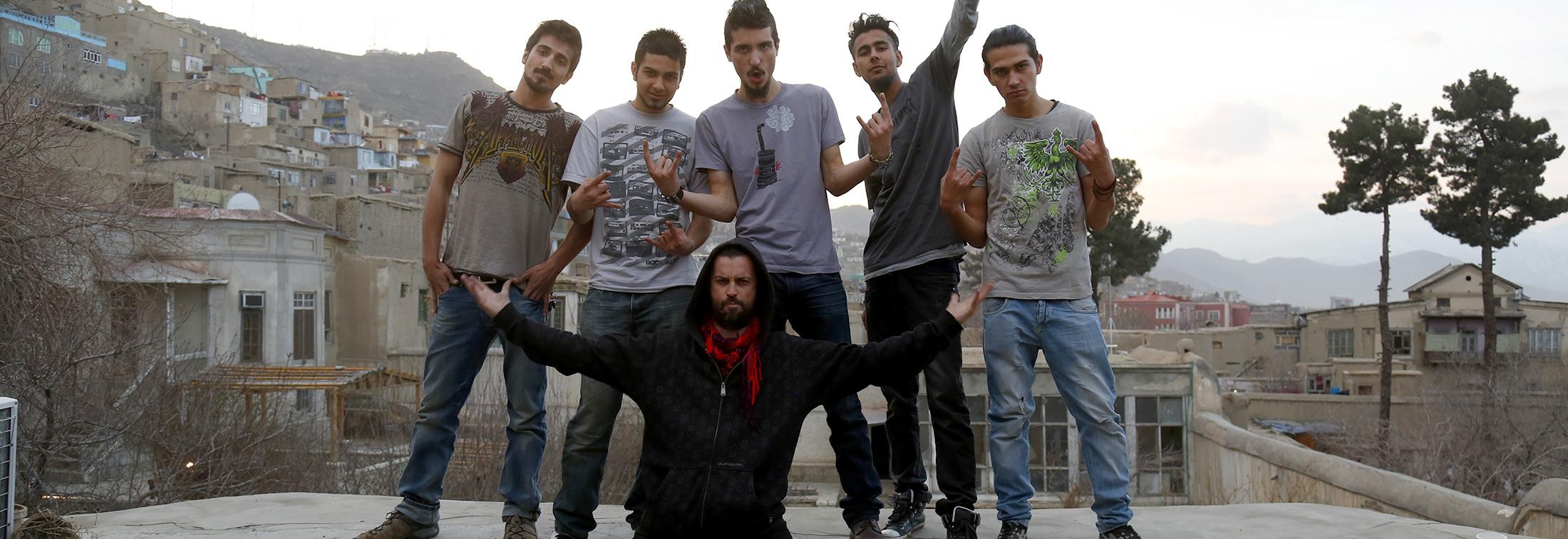 Rockabul - Travis Beard on documenting Afghanistan's first heavy metal band