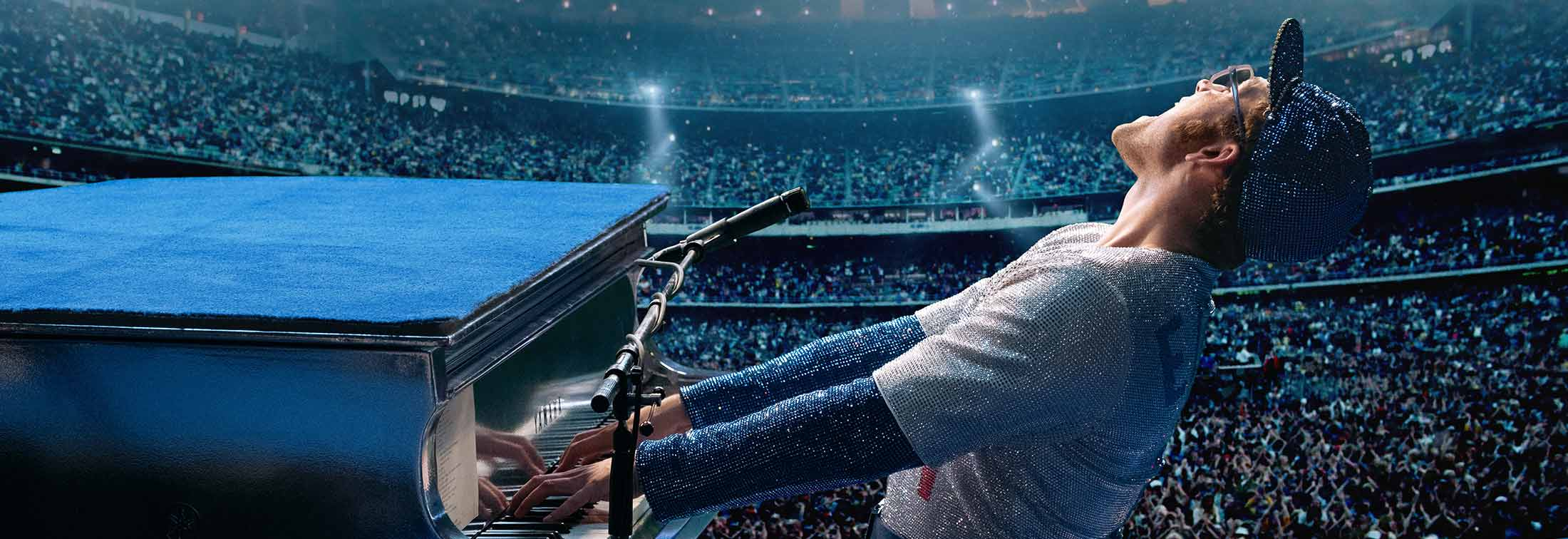 Rocketman - Take flight with Taron Egerton's biopic on Elton John