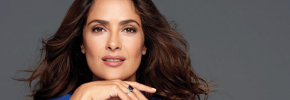 Salma Hayek - Turning 50 only enhances the allure of Salma Hayek