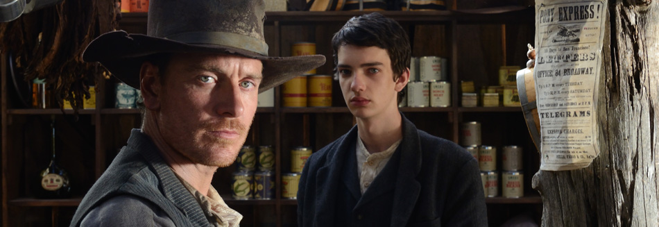 Slow West - A fast ride with Michael Fassbender