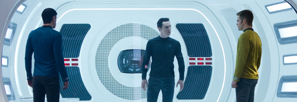 Star Trek: Into Darkness - On Blu-Ray
