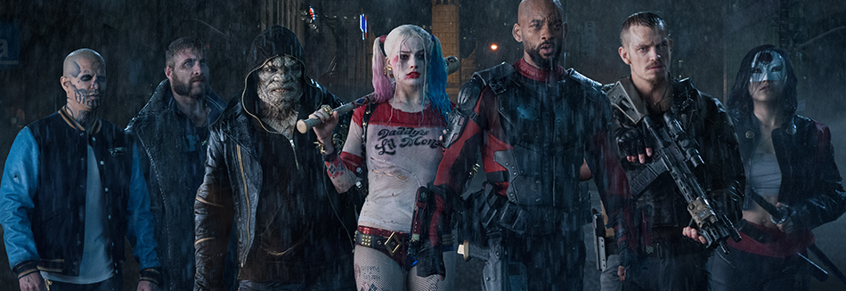 Suicide Squad - A dull and incomprehensible mess