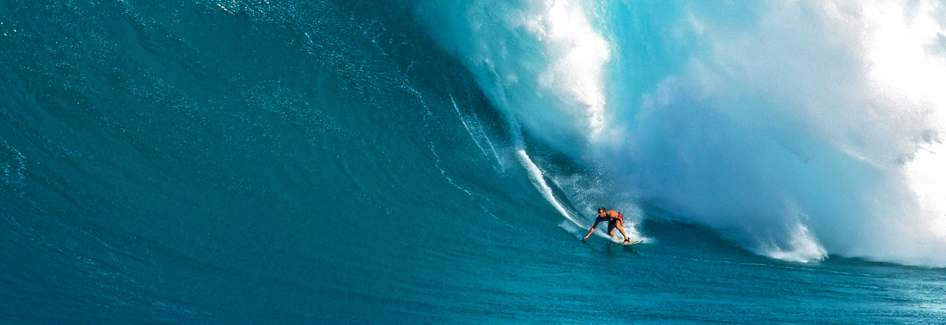 Take Every Wave - A beautifully-filmed skim across the surface