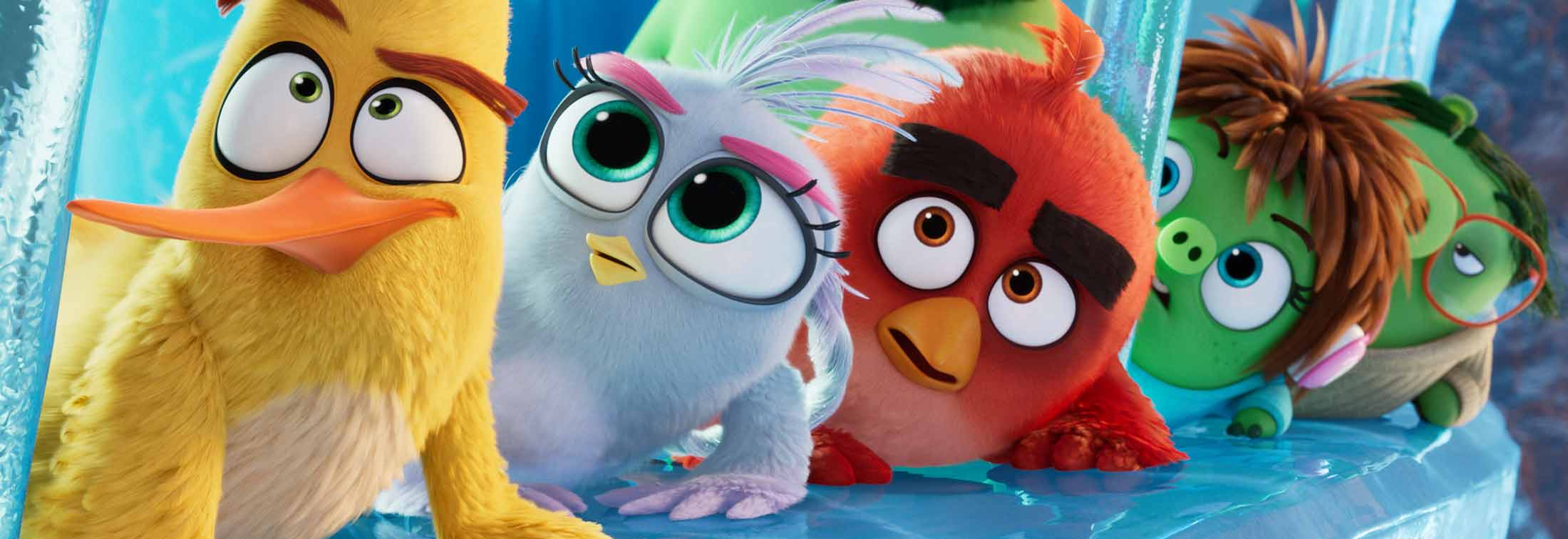 The Angry Birds Movie 2 - A fly-by-the-seat-of-your-pants adventure for the whole family