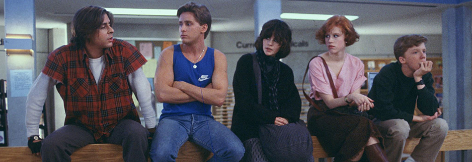The Breakfast Club - 30 years on, we haven't forgotten about them
