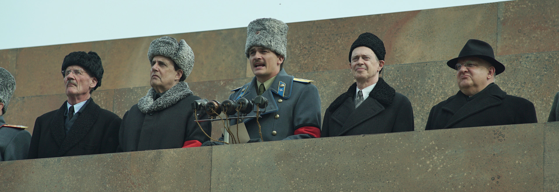 The Death of Stalin - A brilliant and unnerving comedy classic