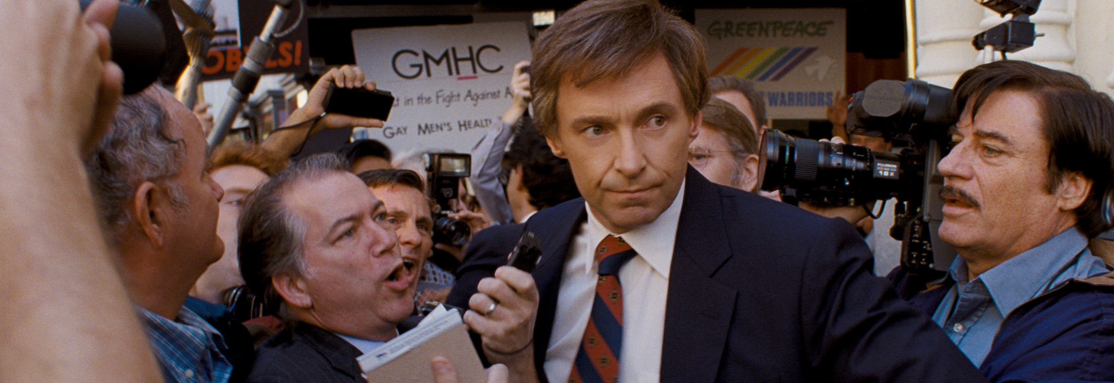 The Front Runner - A tone-deaf look at what could have been