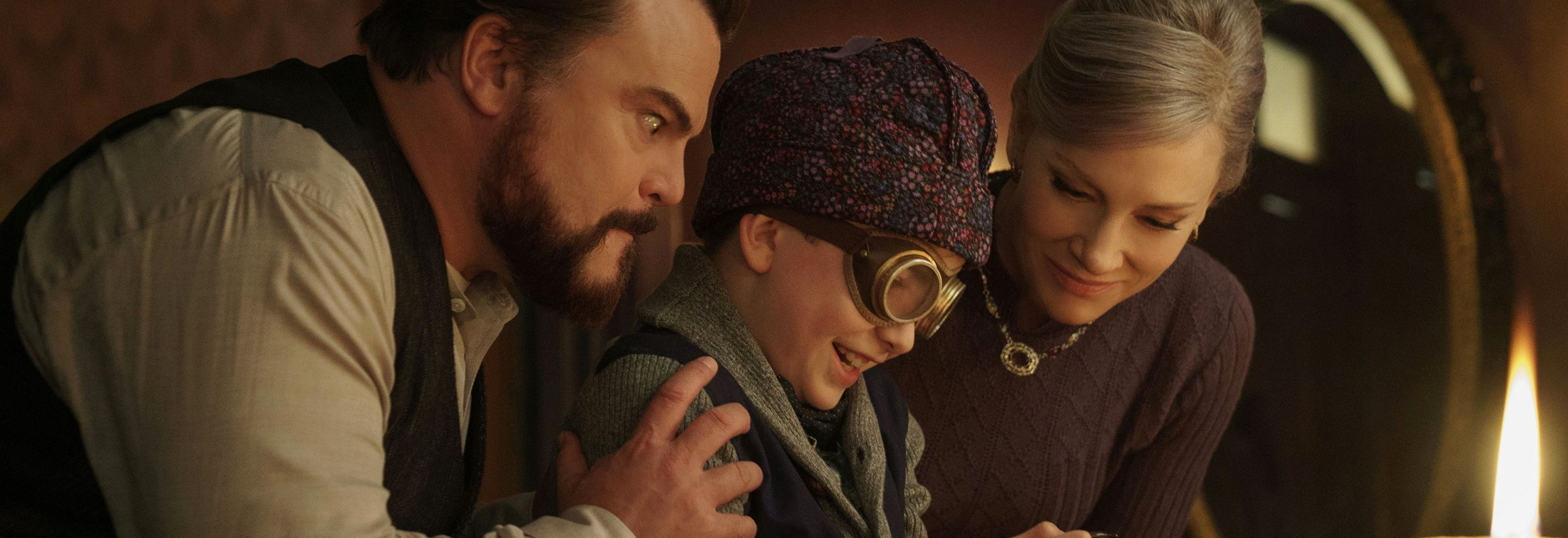 The House with a Clock in Its Walls - Jack Black and Cate Blanchett's enchanting family film