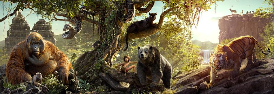 The Jungle Book - A Disney classic comes to life