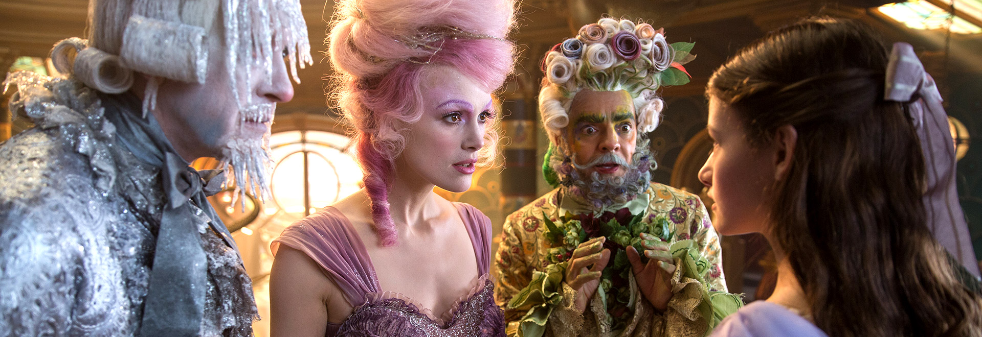 The Nutcracker and the Four Realms - Alice in LacklustreLand