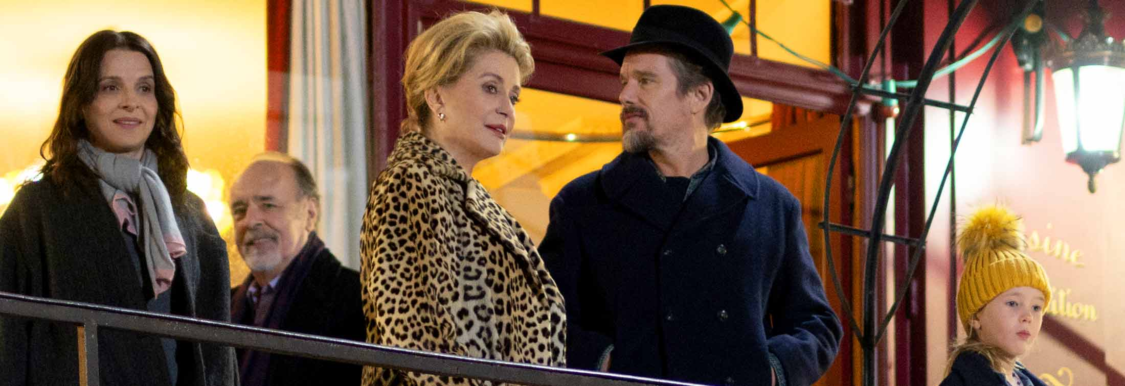 The Truth - Catherine Deneuve & Juliette Binoche team up for the first time
