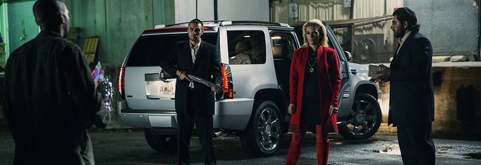 Triple 9 - Clever idea translates to a forgettable thriller