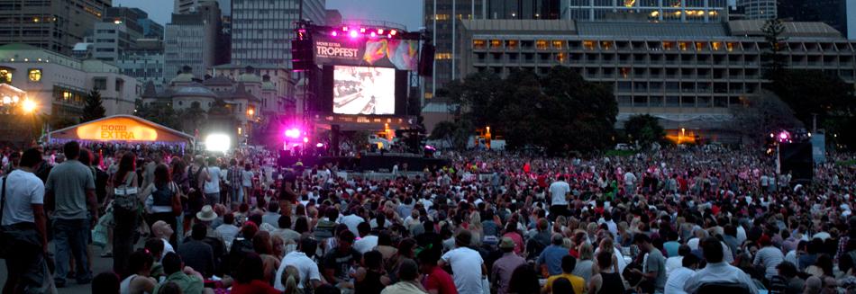 Celebrating Tropfest's 20th birthday - Hitting the Black Carpet