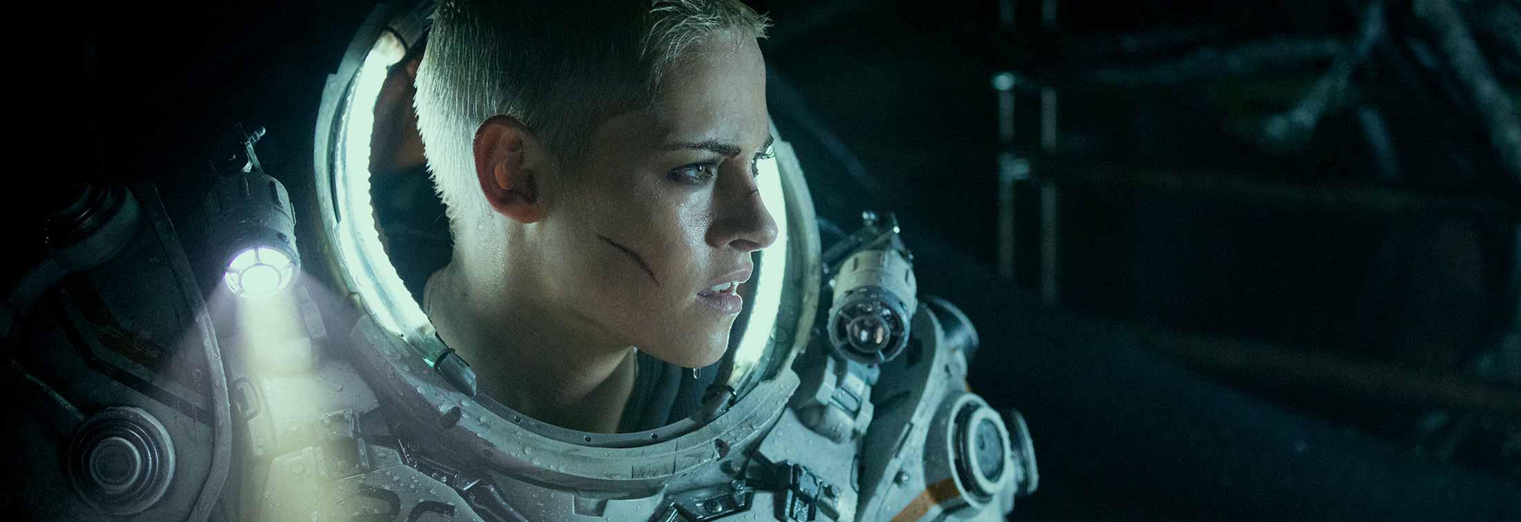 Underwater - Kristen Stewart's subaquatic disaster thriller