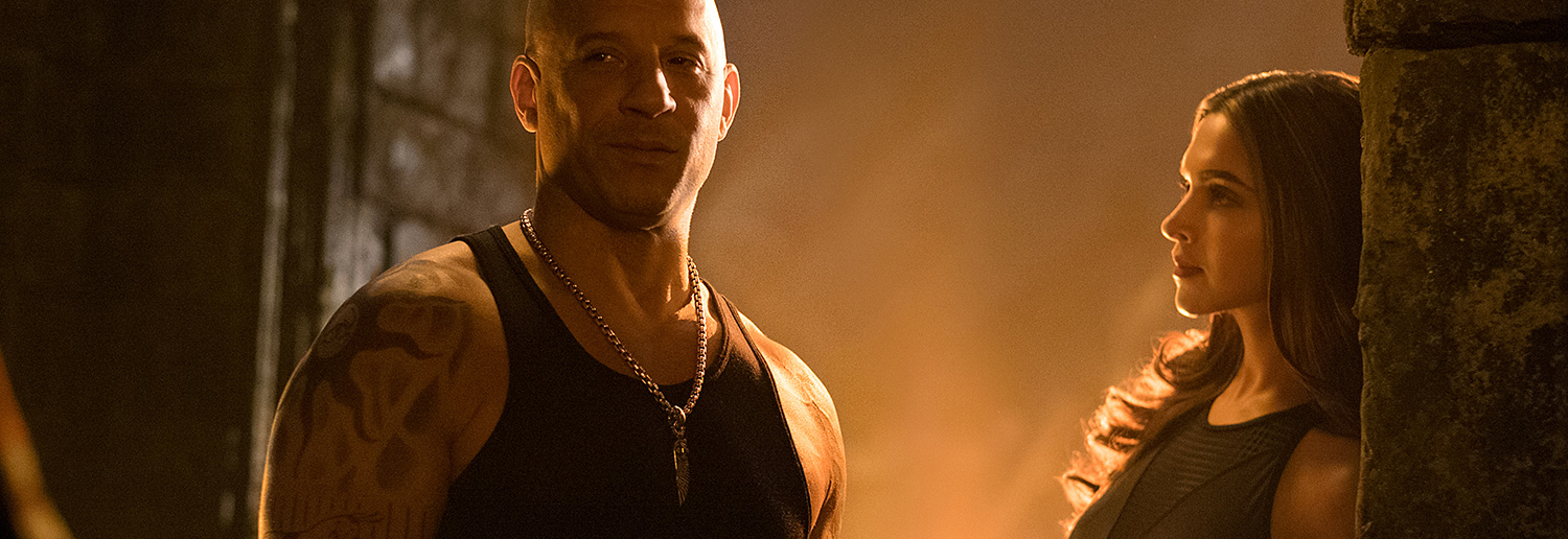 xXx: Return of Xander Cage - He's back
