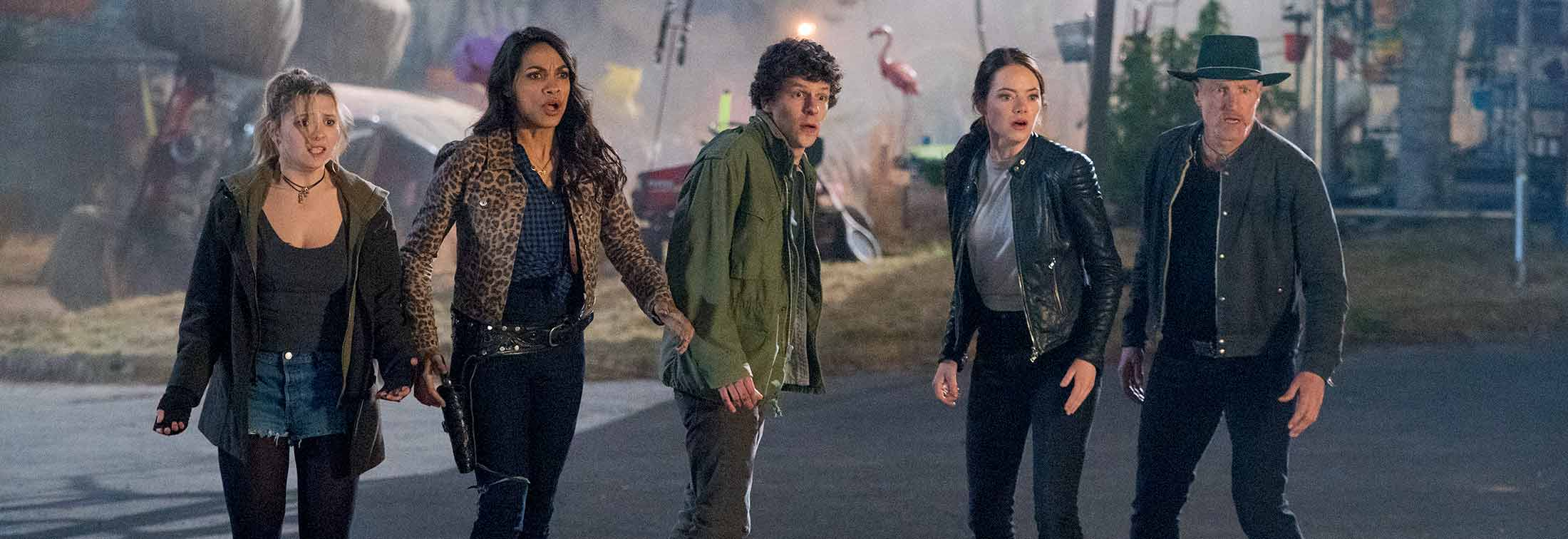 Zombieland: Double Tap - The gang's back for a brainless zombie comedy sequel